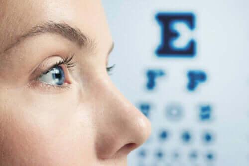 망막 색소 변성증의 특징