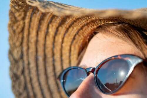 태양 복사열이 건강에 미치는 영향