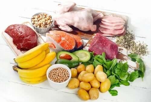 비타민 B군이 풍부한 최고의 식품