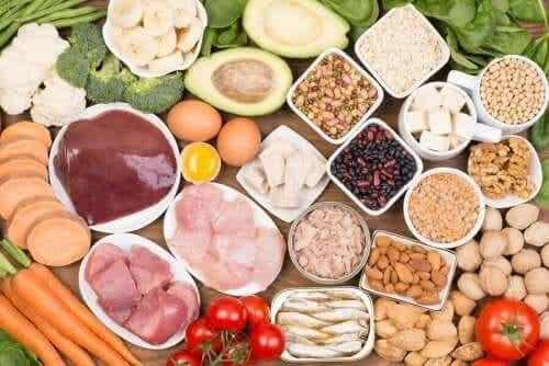 비오틴 함량이 높은 식품의 미용 효과