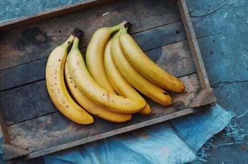 비타민 B군 바나나