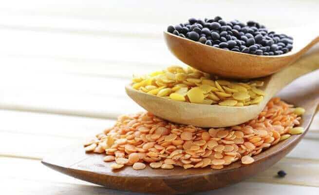 칼로리가 높은 비건 식품 4가지