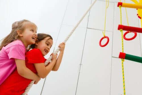 어린이에게 크로스핏 운동이 좋은 이유