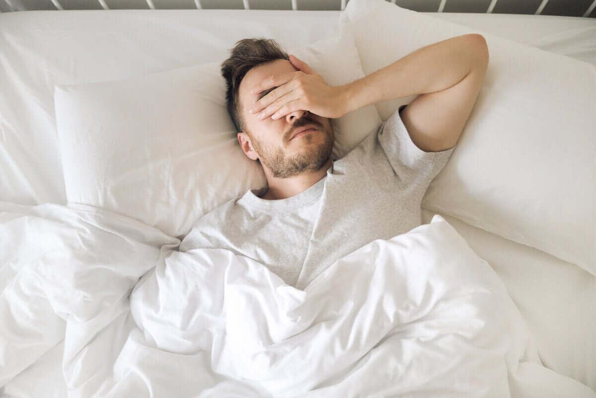 수면 불안증