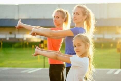 어린이를 위한 크로스핏 운동의 좋은 점을 알아보자