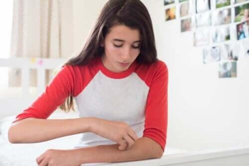 가려운 피부 또는 가려움증은 무엇일까?