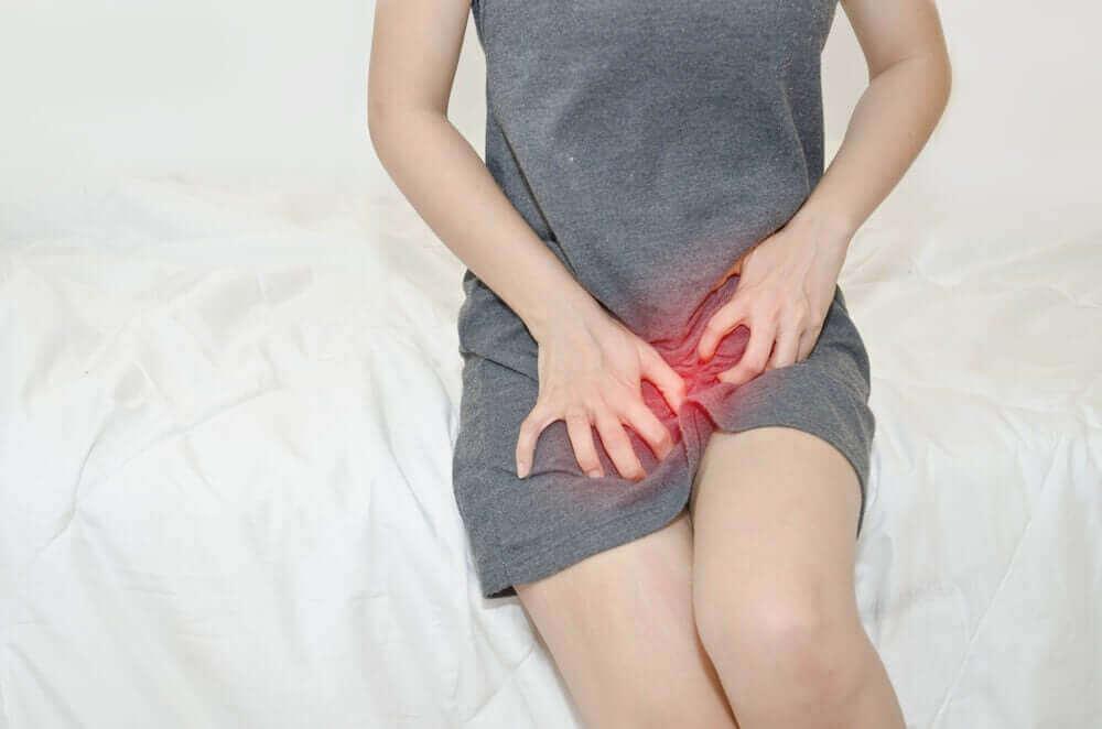 질효모감염증의 원인과 해결 방법