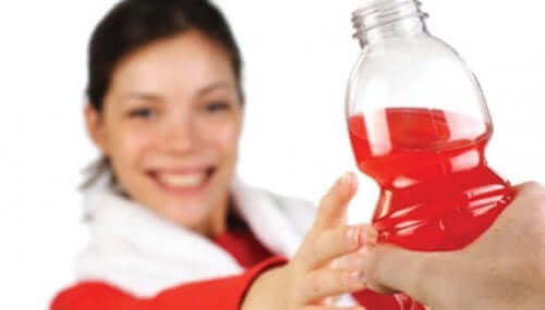 다이어트 음료와 에너지음료에서 베이킹소다의 이점