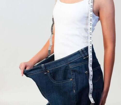 너무 빠른 체중 감량의 위험성