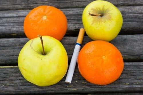 흡연이 정신 건강에 미치는 영향