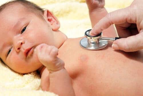 신생아의 호흡기 질환