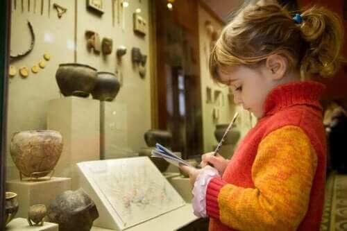 아이가 박물관에 관심을 갖도록 하는 방법