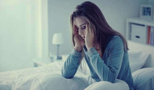 수면 불안증의 증상, 원인 및 치료법
