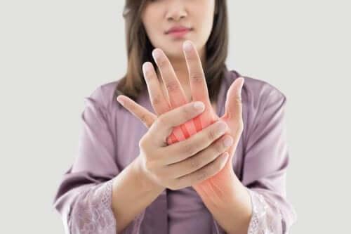 류머티즘 관절염의 통증을 진정시키는 5가지 약용 식물