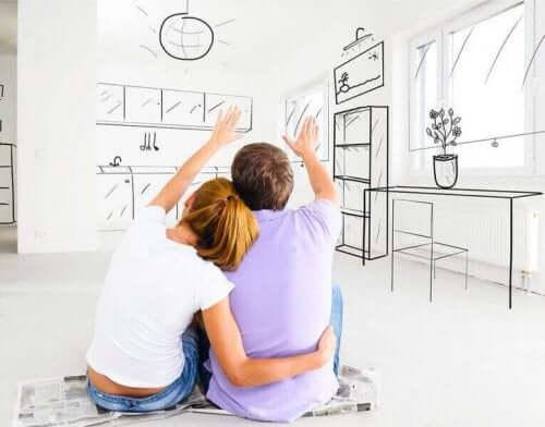 더 행복한 관계를 위해 집을 다시 디자인하자