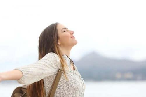 수면의 질을 개선하는 호흡 운동