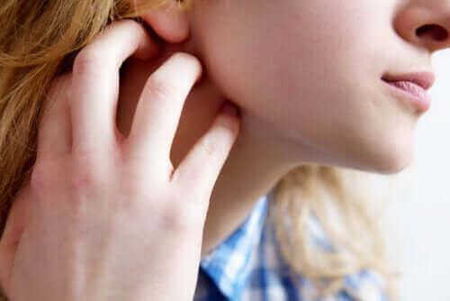 피부 가려움증의 증상, 원인 및 권장 사항