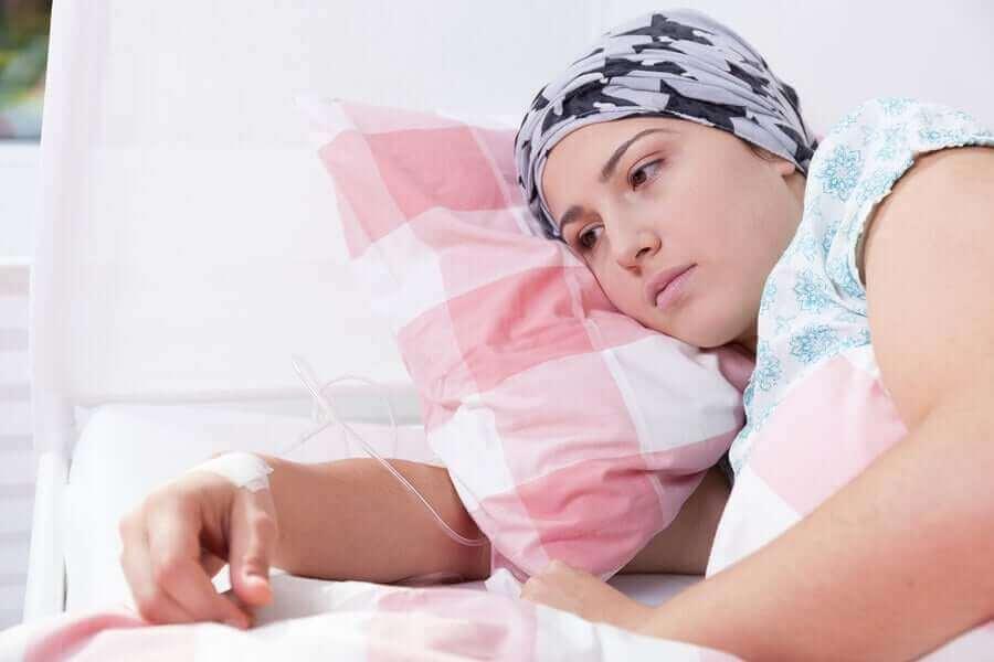 암은 정신 건강에 영향을 미친다