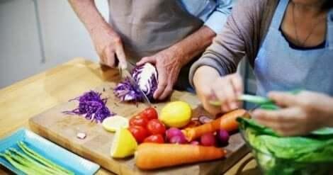 부부가 함께 요리를 하면 좋은 점