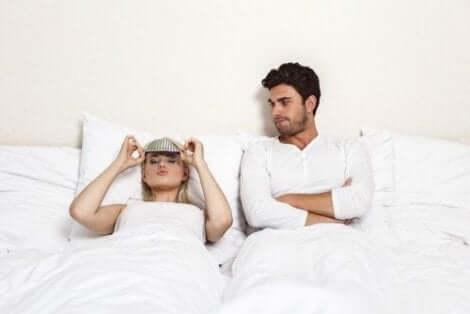 성적 욕구 불만이 있는 연인을 위한 조언