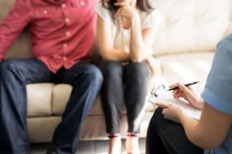 부부 치료의 가장 흔한 방해 요인 6가지