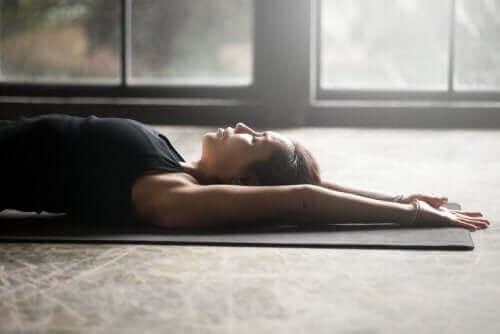 2. 신체 운동 및 휴식