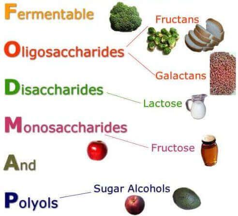 과민성 대장 증후군 완화를 위한 식단