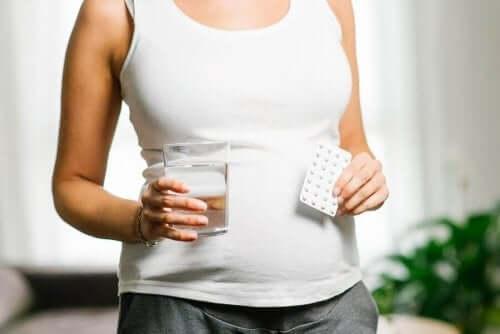 임신 중 엽산을 섭취하는 3가지 방법