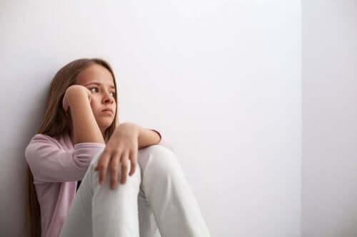 청소년 우울증의 증상