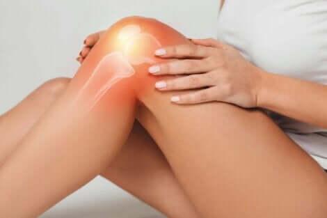 무릎 염좌의 원인, 증상 및 권고 사항