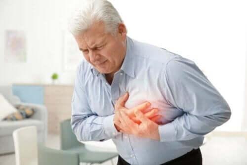 6가지 유형의 심장 질환과 그 증상