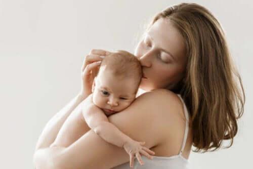 출산 후 필수적인 피부 접촉