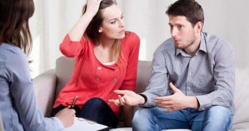 부부치료를 방해하는 가장 흔한 요인 6가지