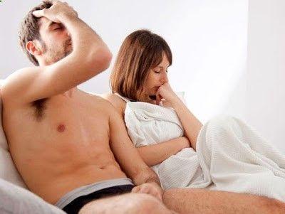 남성이 경험하는 2가지의 성적 문제와 해야 할 점