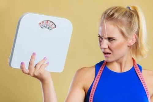 체중 감량 다이어트가 계속 실패하는 6가지 이유