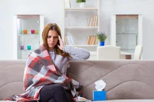 독감에서 회복하는 데 도움이 되는 습관 6가지