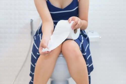 알아 두면 유용한 설사 치료법 5가지