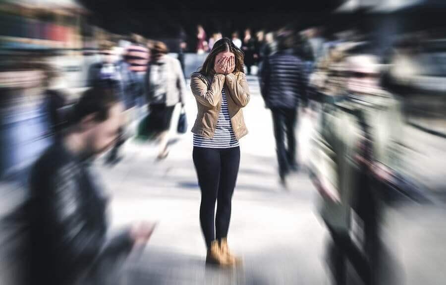 사회 불안 장애에 대처하는 5가지 방법