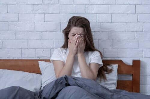 스트레스로 인한 불면증에 대한 대처
