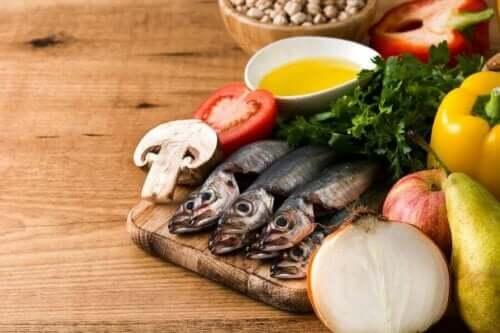 간 건강 관리에 도움이 되는 식단 6가지