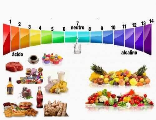 알칼리성 식단이란 무엇일까?