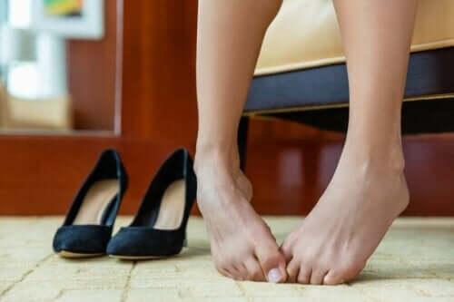 발 냄새를 없애는 방법