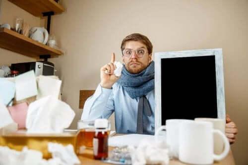감기에 관한 흥미로운 사실 8가지