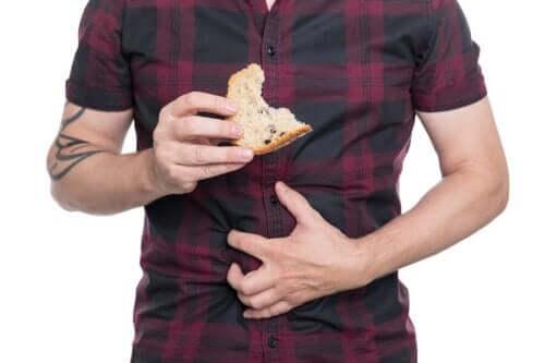글루텐 과민증의 원인 및 진단