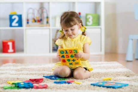 자폐증 어린이를