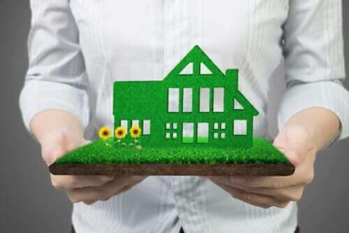 지속 가능한 미래를 위한 가정 내 12가지 실천 사항