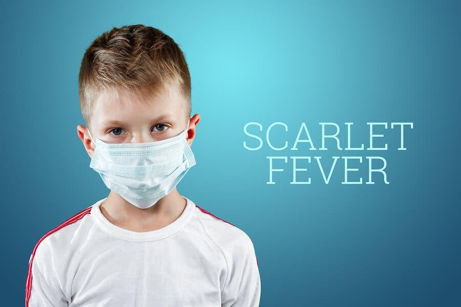 어린이 성홍열의 증상 및 치료
