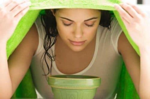 임신 중 축농증 다스리는 5가지 방법