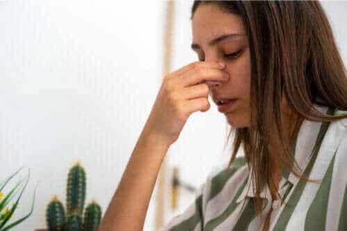 비중격 천공의 원인, 증상 및 치료