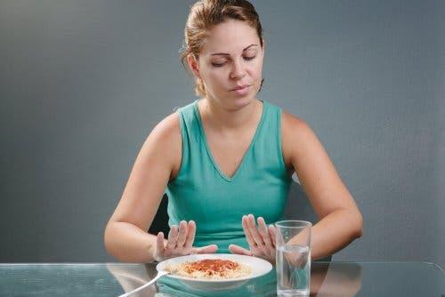 포만감을 주는 음식의 특징